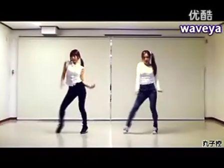babybaby少女时代舞蹈视频分解动作