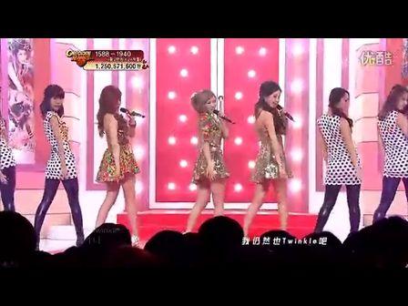 少女时代 音乐/【OC】120505.MBC音乐中心.少女时代TTS /...