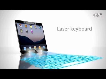 超強iPhone5概念機 瞬間變身iPad