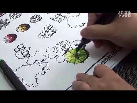 视频-一行手绘教育机构的频道-优酷视频