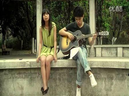 男女合作  吉他弹唱《人质》----张惠妹