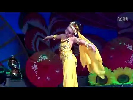 少儿印度舞 独舞 – 搜库