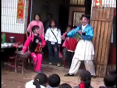 湖南花鼓哭灵戏 – 搜库