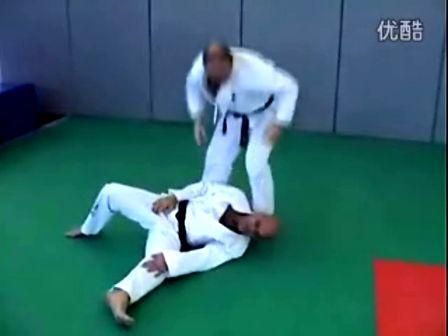 巴西柔术各种锁技示范
