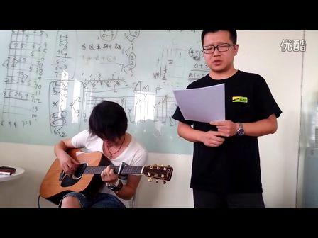 王飞 杨宗纬/吉他弹唱普通朋友
