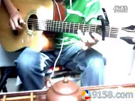 指弹迈克尔.杰克逊【billie jean】杭州97吉他熊起洪编配QQ970995786