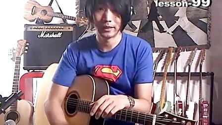左轮吉他自学入门教程99《吉他扫弦如此简单(七)》