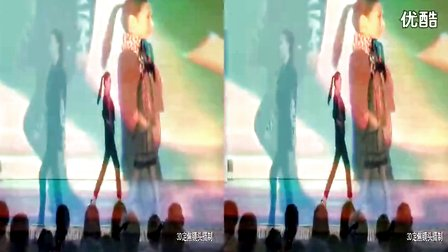 [青岛3D] 模特走秀(左右)—在线播放—优酷网,视频高清在线观看