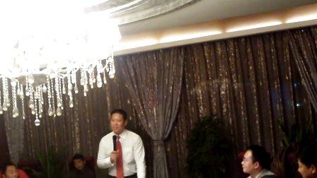 智博策划王晓老师---郑州建材商会总裁见面会课程