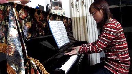 三寸天堂钢琴谱简易版分享 三寸天堂钢琴谱简