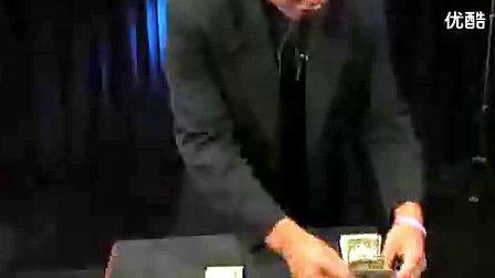 企鹅教学_各种钞票魔术MONEY_Starring_Jay____