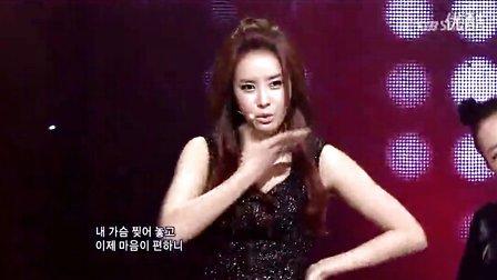 韩国美女主播性感黑丝袜热舞的诱