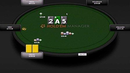 德州扑克教学:攻击很广加注范围的三种方法