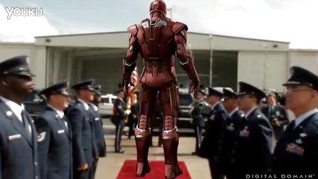 《钢铁侠3》幕后特效详解 - 一部好电影是怎么样拍出来的