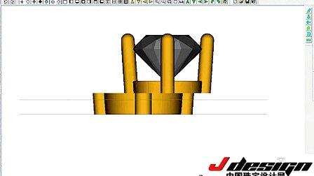 犀牛软件珠宝设计教程视频