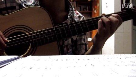犬夜叉 穿越时空的思念吉他谱 gtp谱,lonlonjp,指弹 Lonlonjp