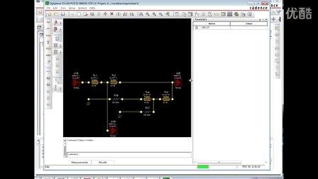 在Capture中的信号完整性分析流程 - Cadence OrCAD 16.6