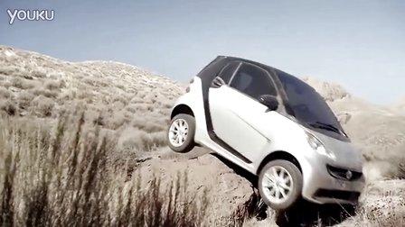 史上最悲催汽车广告,来自Smart Fortwo
