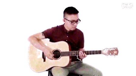 Magic吉他2012版四元素系列(水)SD-200视听