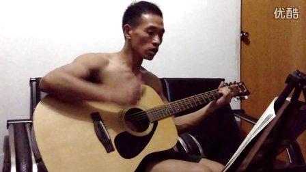 吉他独奏--铁血丹心(83版射雕英雄传主题曲)-射雕英雄传 铁血丹心