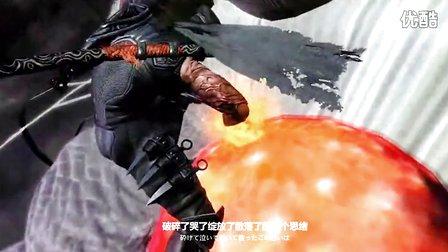 【置顶】【音乐】站长自制《忍者龙剑传》——修罗救赎之道