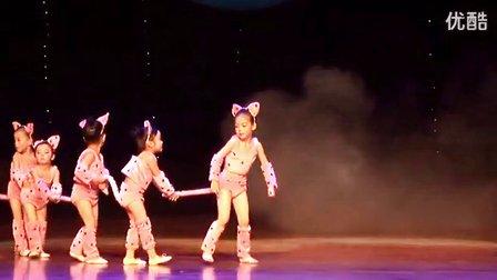 儿童舞蹈波斯猫原创 –