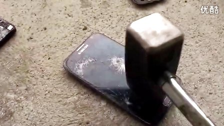 三星Galaxy Note 2锤子测试