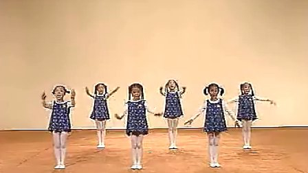 幼儿舞蹈基本功练习 –