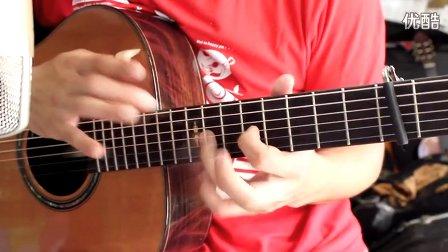 【ACG 指弹 吉他】城 直樹 -《EVA》主题曲 -「残酷な天使のテーゼ」