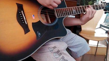 【一米乐器】卡马吉他D1C升级版  试听
