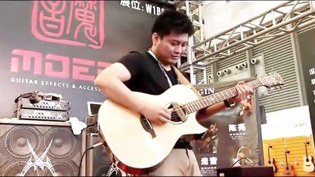MAGIC全单SA-4000CE  2013上海国际乐展 陈亮 02