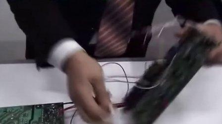 液晶电视维修培训第09讲:高清板点屏