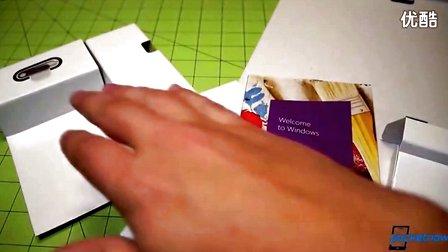 零售版Lumia 2520开箱兼初步上手体验(视频+多图)