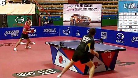 2013年 Top 10 精彩乒乓球赛事