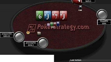 德州扑克教学:我犯过的错误