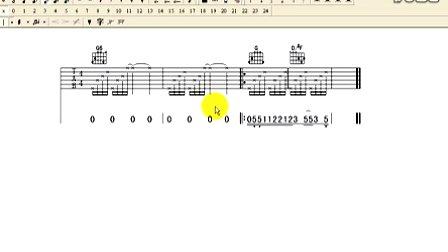 征服制作3-输入和弦-心动吉他muse2.7