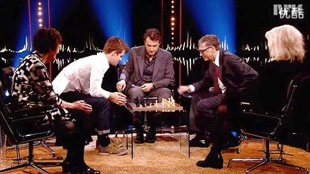 國際象棋大師戰勝比爾·蓋茨僅用79秒