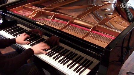 【Animenz】未确认进行时ED Masshiro World 钢琴版