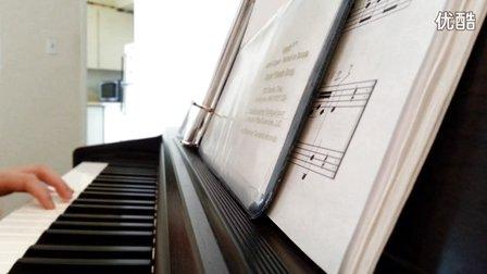虫儿飞合唱钢琴伴奏谱 –