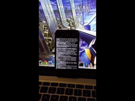 iOS 7.1越獄視頻放出 僅針對iPhone 4