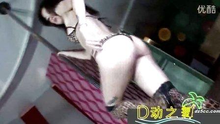 【动感之星】47 蓉儿美女热舞