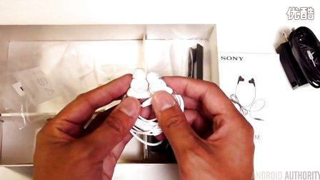 索尼旗艦Xperia Z2開箱和第一印象