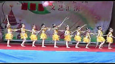 【儿童舞蹈. 甩葱歌【舞