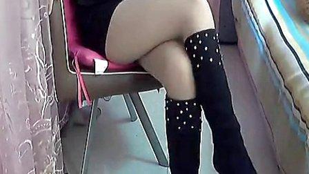 高跟靴子美女 C 搜库