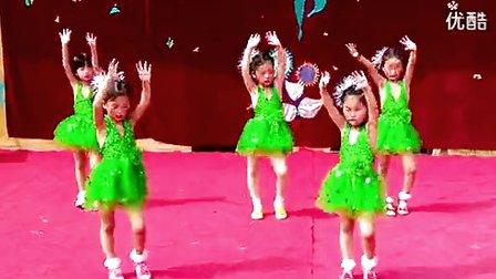 幼儿园小班舞蹈快乐宝贝