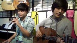 吉他弹唱 吉他教学 《海阔天空》beyond黄家驹酷音乐器小伟吉他教程吉他教学入门