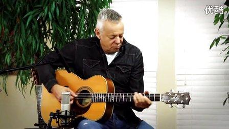 【指弹 吉他】Tommy Emmanuel - Stevie's Blues