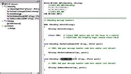 VC++就业培训宝典之MFC视频教程第三章MFC原理介绍(<font style='color:red;'>3-3</font>)