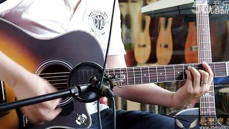 白兰鸽巡游记 丢火车乐队 吉他弹唱 民谣 吉他