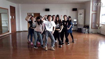 少女时代mrmr舞蹈教学